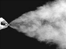 空氣霧化噴(pen)霧